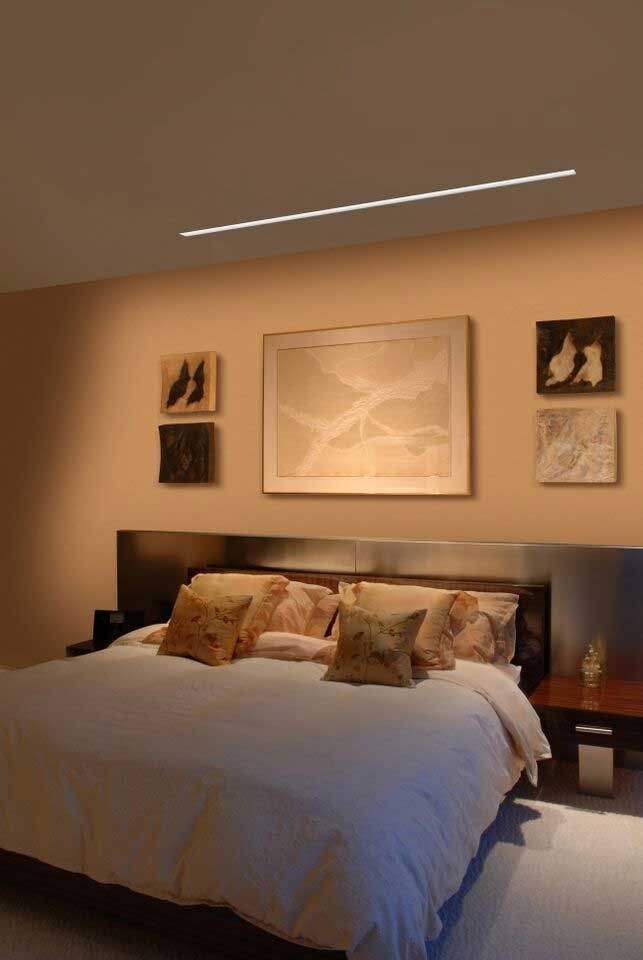 Reveal Wall Wash Plaster In Led System 5w 24vdc Pure Lighting At
