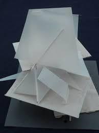 Resultado de imagen para maquetas con figuras geometricas arquitectonicas