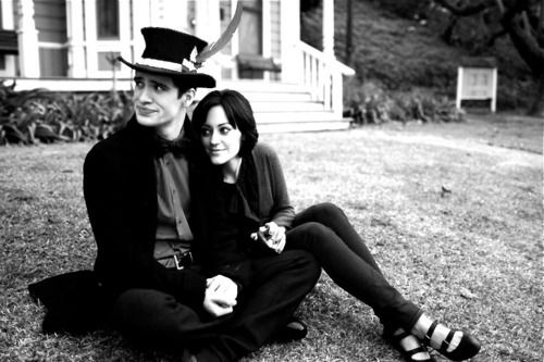 Brendon Urie and Sarah Orzechowski - she better realize how FREAKING LUCKY she is!