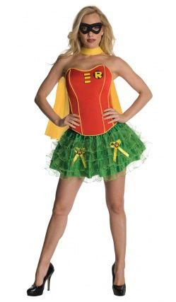 Costume de Miss Robin™ Sexy - Batman™