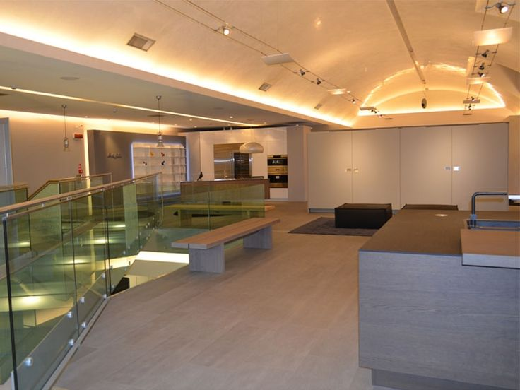Show room Arrital Cucine (UD) - Nadura Bauxite  #nadura #italiandesign #madeinitaly