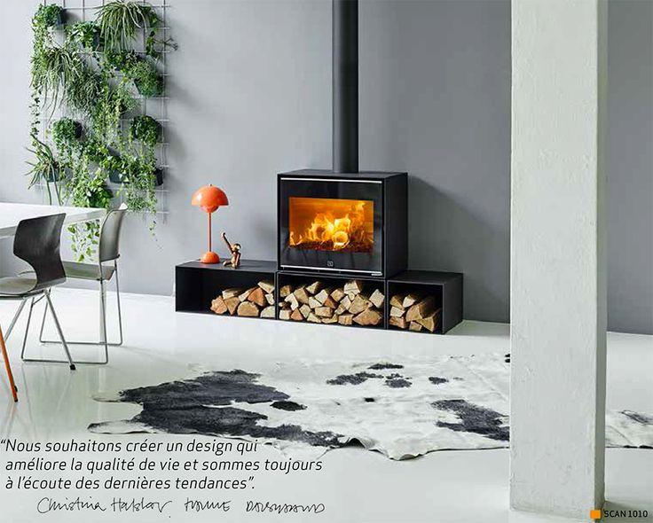 les 157 meilleures images du tableau po les bois stoves sur pinterest appareil chemin es. Black Bedroom Furniture Sets. Home Design Ideas