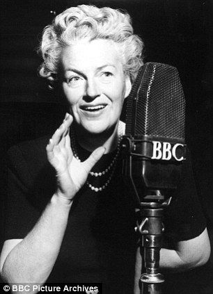 The Lancashire Lass: Actress, singer, and comediénne, Dame Gracie Fields, DBE (born Grace Stansfield, in Rochdale, 1898-1979)