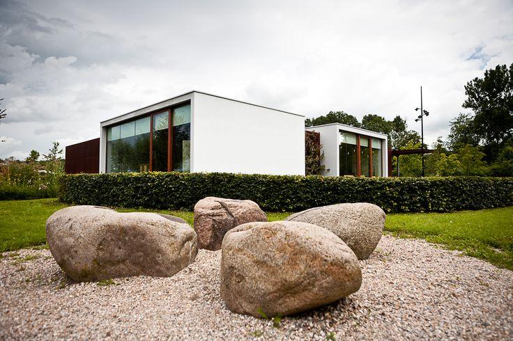 copyright Jorn van Eck gebouw Stad & Natuur Almere, stadslandgoed de Kemphaan, 70f Architecture