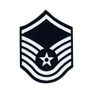 Master Sergeant Rank - Cloth - Air Force Rank