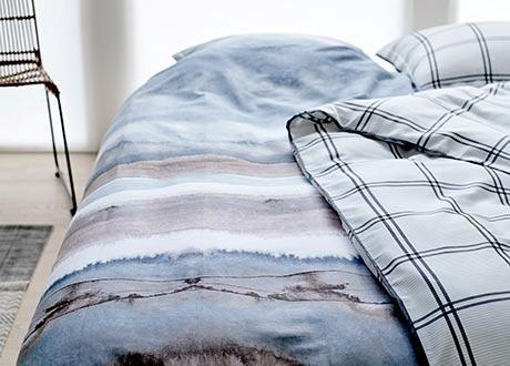 Södahl sengetøj Aqua Lines
