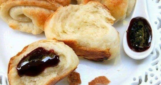 طريقة عمل الكرواسون بالجبنة و بالشيكولاتة بالصور موقع طبخة Food Breakfast French Toast