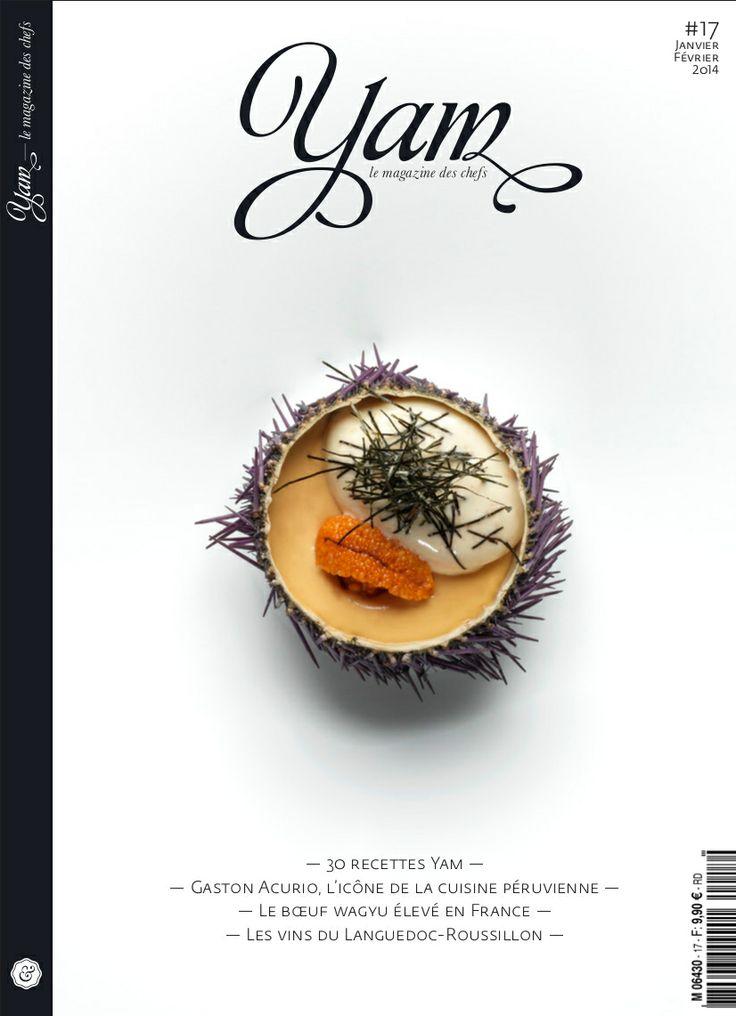 En avant-première, nous vous dévoilons la couverture du YAM 17, premier numéro de l'année, qui sortira le 23 janvier dans toute la France !