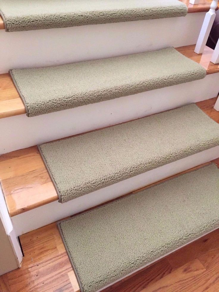 Part Of Our Premium Wool Collection Of True Bullnose™ Stair Treads! An  Elegant But Affordable Alternative To A Complete Professional Runner  Installation.