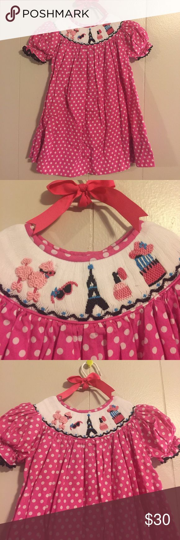 👛🐩Molly Pop Old Fashioned Embroidered dress🐩👛 Adorable with impeccable detail, this dress has SO much character. I hate to let it go. Excellent condition. No rips stains or tears. Practically new. 📚🖍✏️ALL PROCEEDS GOT TO SAVING FOR PRIVATE PRESCHOOL EDUCATION📚✏️🖍 Molly Pop Dresses Formal