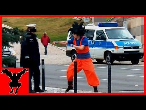 Goku From Dragon Ball Z In Real Life