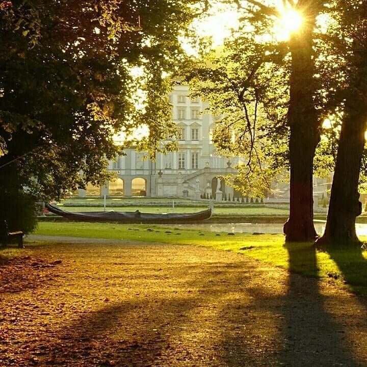 Schloss Nymphenburg Schloss Nymphenburg Burg Parks