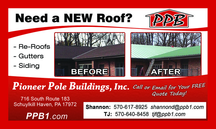 Need A New Roof? Call Or Email Us For Your Free Quote