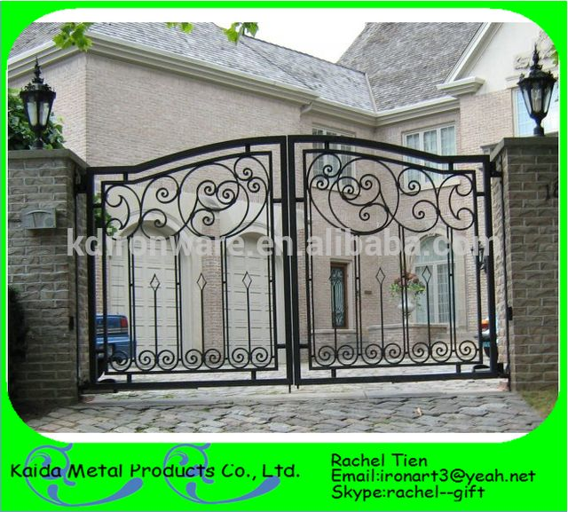 Used Iron Door Grill Designs Interior Wrought Iron Door: Best 20+ Main Gate Design Ideas On Pinterest