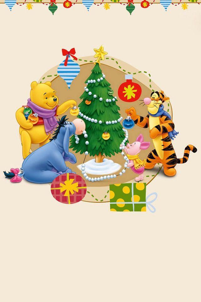 Winnie the Pooh/Christmas: