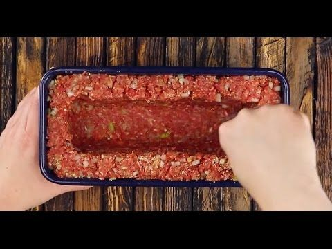 This meatloaf is in a class of its own - and it's so easy to make too | Newsner
