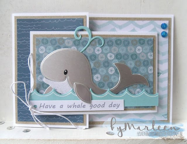 byMarleen: Have a whale good day