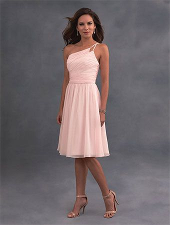 Alfred Angelo Bridal Style 7396S from New Arrivals: Bridesmaid Dresses