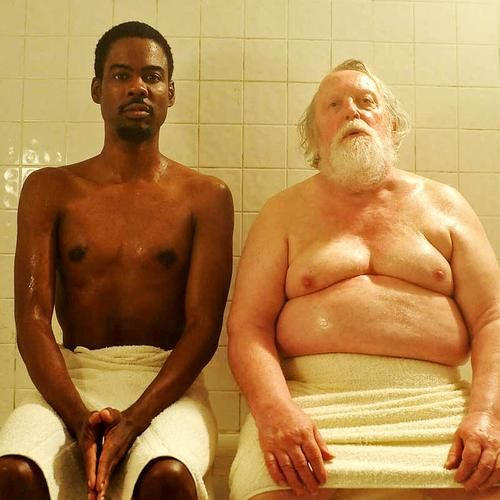 Chris Rock & Albert Delpy, Two Days in New York