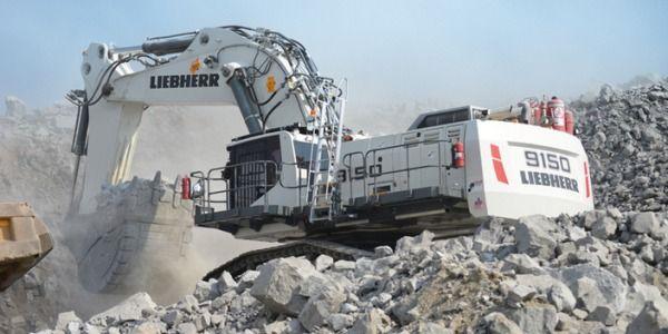 liebherr excavators - Google Search