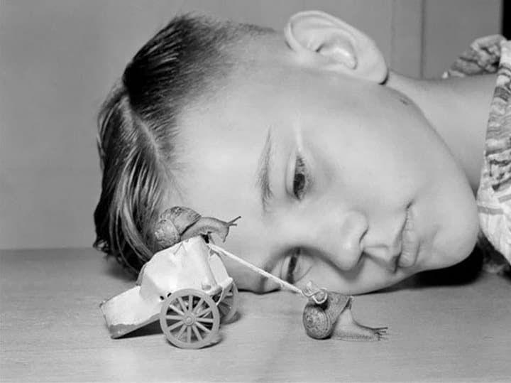Avant les smartphones, quand les enfants s'amusaient vraiment.