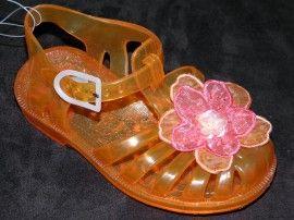 Waterschoen oranje | Schoenen en slippers | Daneloukids