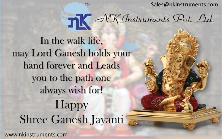 Happy Shree #Ganesh_Jayanti 2018