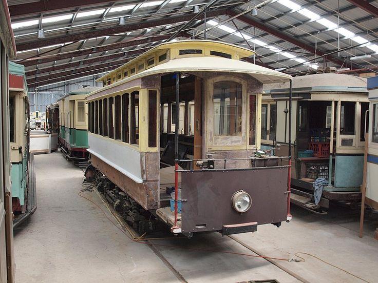 Sydney Tramway Museum - C37