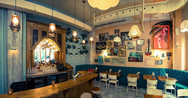 La Habanera | Cuban Café, 1218 Avenue Union, Montréal