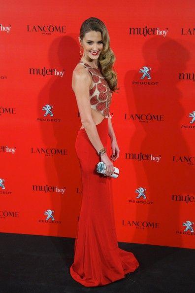 Astrid Klisans Photos: Arrivals at the 'Mujer De Hoy' Awards