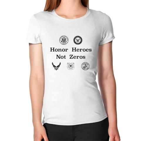 Women's T-Shirt White My Dad Wants You to Know