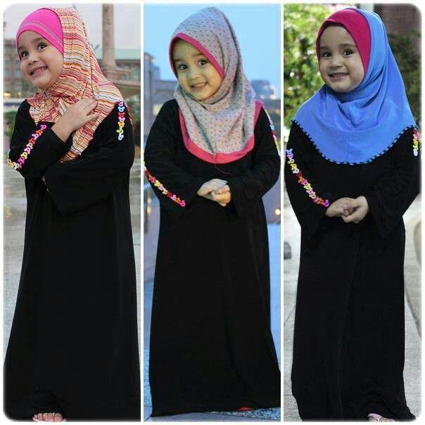 Muslim Baby Girl Clothing
