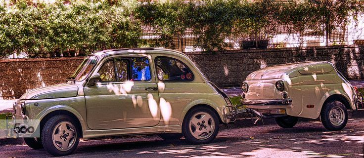 Fiat 500 by gallogiancarlo on 500px