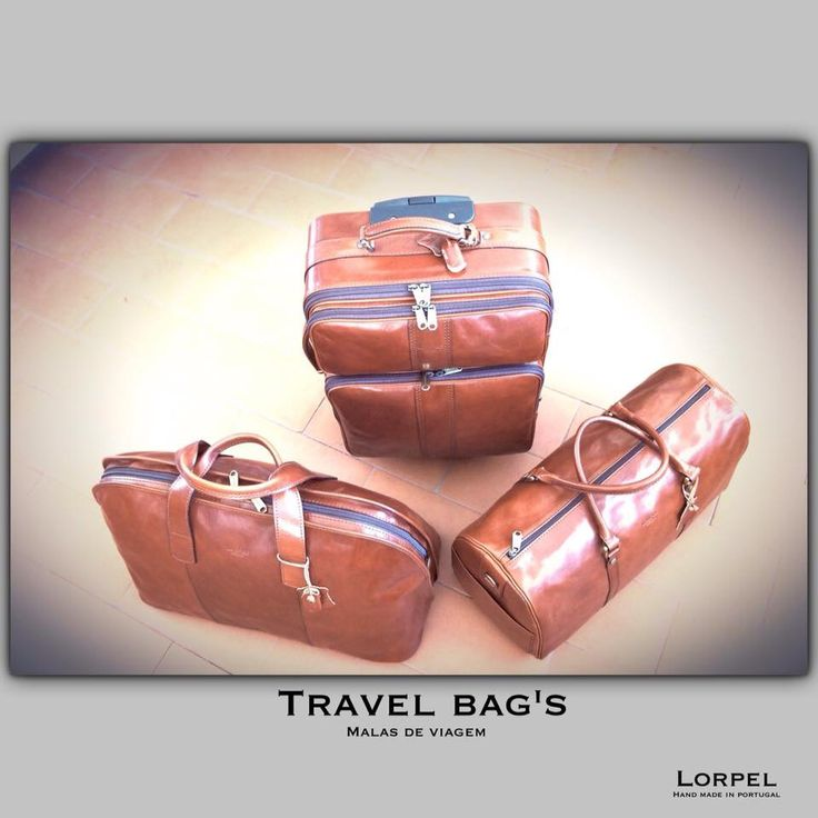 Travel bag's  www.lorpel.pt #lorpel #fashionTravelBags