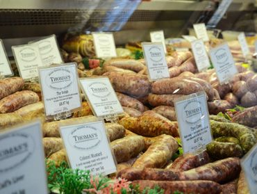 Malmesbury King Sausages - winner of Britain's Best Sausage