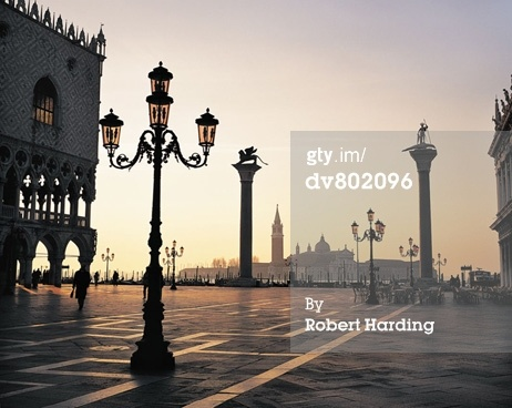 免版稅圖片:意大利威尼托威尼斯聖商標廣場