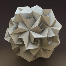 Spidron System ÷ Polyhedra