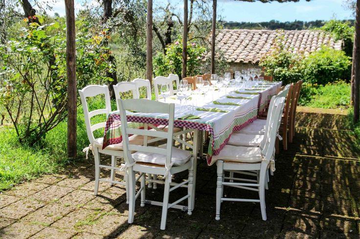 Inviter til sommerfest med italienske smaker! Her er mitt forslag til en fireretters meny, hvor ferske og gode råvarer er alfa og omega!