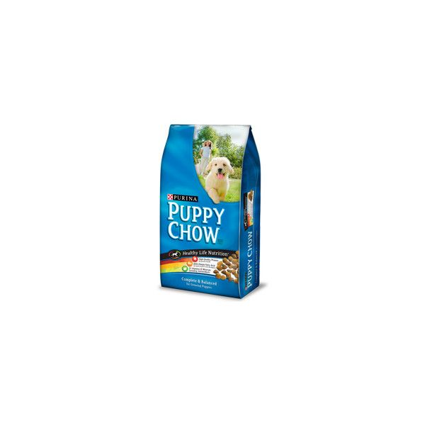 Puppy Food: Premium Puppy Food from Purina® Puppy Chow® brand Puppy... ❤ liked on Polyvore featuring pet supplies