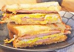 Fried Bologna and Egg Sandwich by 3glol.net
