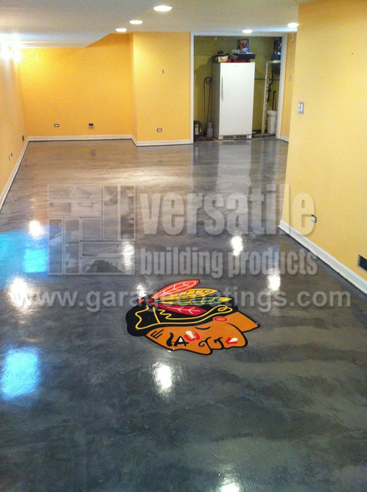 pin epoxy garage floor - photo #29