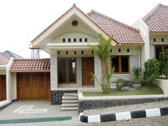 Tampak Depan Rumah Minimalis Berbagai Type - Desain Model Rumah ...