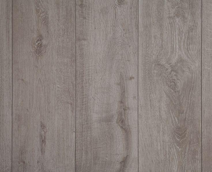 Oak Light-grey Matte Flooring - Parador