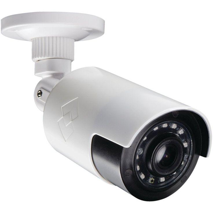 Lorex By Flir 1080p Hd Ultrawide Mpx Bullet Camera – USMART NY