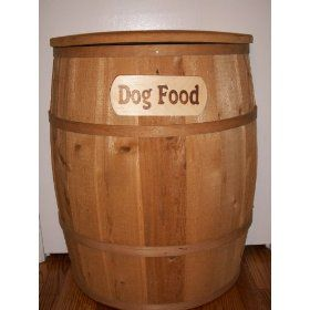 1000 Ideas About Dog Food Containers On Pinterest Image