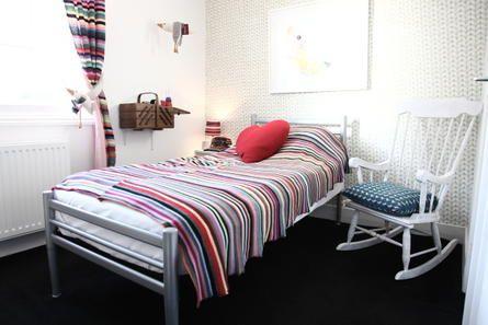 Hotel Pelirocco, habitación Do Knit Disturb, de Kate Cardigan  http://www.hotelpelirocco.co.uk/