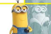 All about Kevin.   Minions Movie   In Theaters July 10th