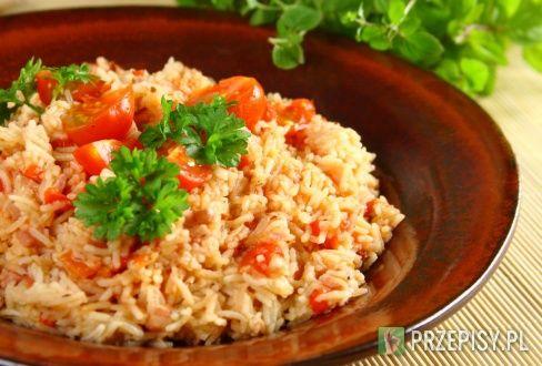 Charleston Red Rice - przepis z portalu przepisy.pl