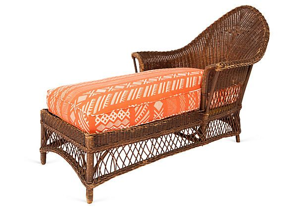 448 best images about wicker on pinterest white wicker for Chaise carriage