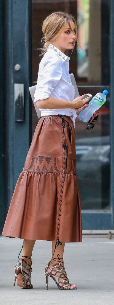 Olivia Palermo @Olivia Palermo Spotted Out in NYC    2      2